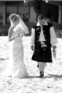 Scottish Jacobean Highland Kilt